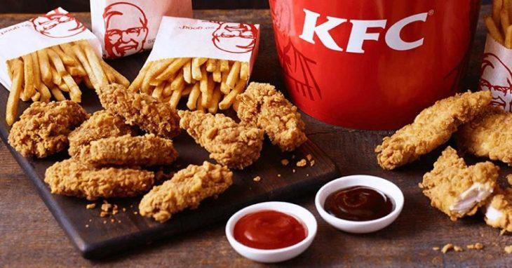 регистрация карты KFC Auto