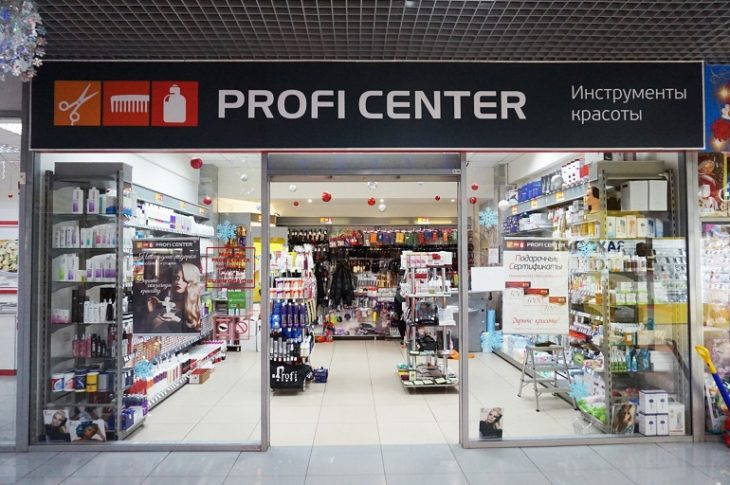 Регистрация карты Profi Center