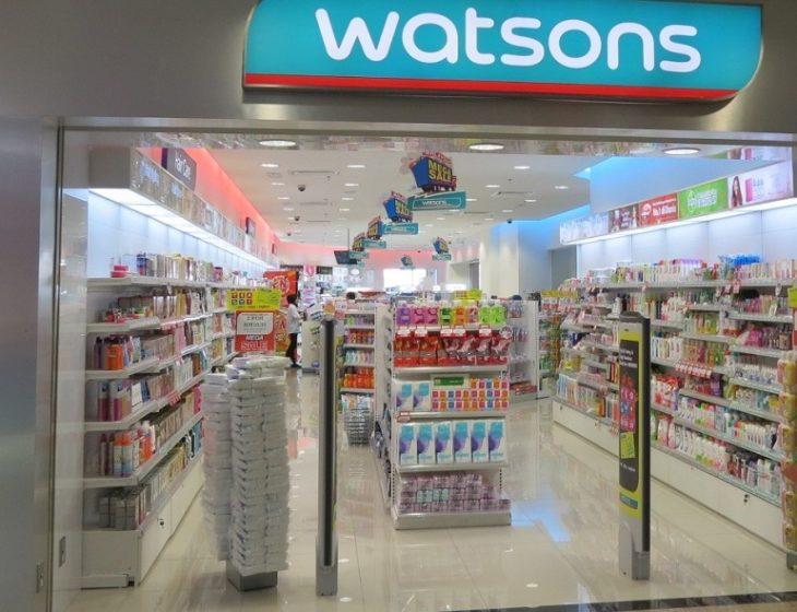 регистрация карты Watsons
